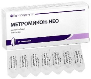 Свечи метромикон нео при беременности отзывы