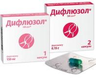 Новое средство для лечения молочницы Дифлюзол: инструкция по применению