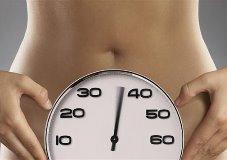 Почему увеличивается вес перед и во время месячных?
