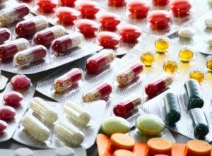 Медицинские препараты для снятия боли