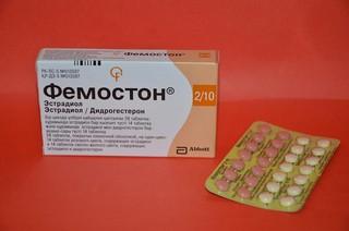 Как правильно принимать гормональный препарат Фемостон (инструкция)