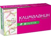 Гормональный препарат Клималанин: инструкция по применению, цена, отзывы