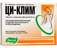 Ци-Клим: инструкция по применению, цена, отзывы врачей, состав, побочные эффекты, аналоги
