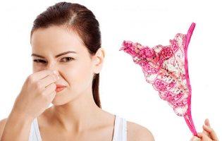 Причины неприятного запаха во время критических дней и после и методы избавиться от него