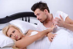 Психологические причины отказа от секса