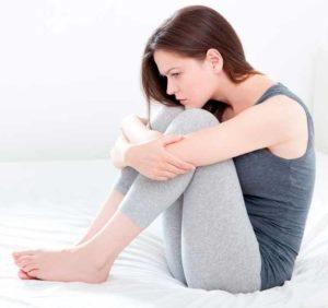 Особенности зуда перед и во время менструации