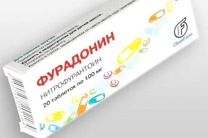 Антибактериальный препарат Фурадонин при цистите и других заболеваниях мочеполовой системы у женщин: инструкция по применению